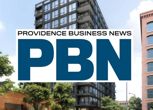 New apartment building proposed in Jewelry District of Providence