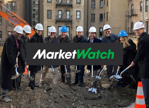 PEBB Capital & TriArch Real Estate Group Break Ground on One-of-a Kind Morningside Heights Student Housing Development